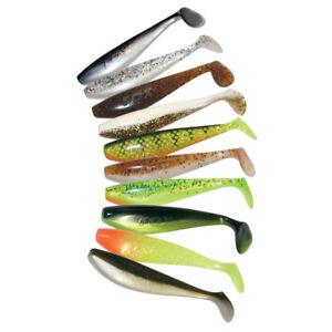 Fox Rage Zander Pro Shad Gummifische7,5cm 10cm 12cm 14cm *neue UV Farben*