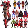 The Avengers Superheld Spiderman Deadpool Iron Man Actionfigur Figuren Spielzeug
