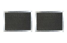GE Microwave Charcoal Filter WB2X10733 CF2536 2 Pack