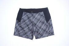 Pearl Izumi Women's Black & White Biking Shorts, Size Xl, Mint!