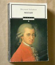 Solomon - MOZART biografia - Oscar Saggi Mondadori 1999
