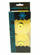 Supacaz Super Sticky Kush Road Bike Handlebar Tape, Yellow