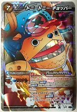 One Piece Miracle Battle Carddass Tony Tony Chopper Miracle Rare OP 85/85