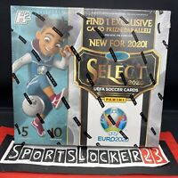 🔥⚽2019-20 Panini Select UEFA Euro Soccer Hobby Hybrid Box Sealed - IN HAND 🔥⚽️