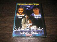 Soltanto Vive Una Volta DVD Cameron Diaz Harvey Keitel Sigillata Nuova