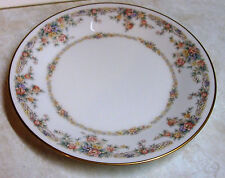 """NORITAKE Gallery 6 3/8"""" BREAD & Butter PLATE #7246 IVORY China Vtg Japan Floral"""