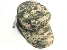 Army Military Embroidered Camo Camoflauge I Love My Soldier Cap