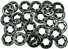 "AMC Brake Drum Push Nut Retainer Clips- Fits 1/2"" Wheel Studs- 25 clips- #007"