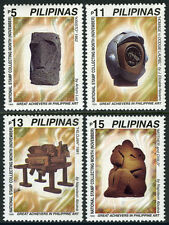 Philippines 2645-2648, MI 3099-3102, MNH. Sculptures, 1999