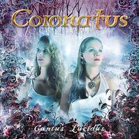 CORONATUS - CANTUS LUCIDUS (LTD.DIGIPAK)  CD NEU