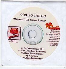 (FG845) Grupo Fuego, Muevelo (DJ Creme remix) - 2005 DJ CD