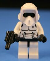 LEGO® STAR WARS™ 9489 original SCOUT TROOPER Minifigure™ 100% LEGO + Blaster