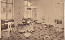 Org PK ABL:   Hôpital Militaire de Namur - La salle d'opérations