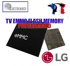 PROGRAMMED EMMC MEMORY / LG SERIES LJ7 LD75M / LD75H