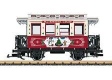 LGB 36020 Weihnachtswagen 2020 Neuware