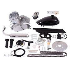 2-Takt 80CC vélo moteur MotorSET Fahrrad Benzin Hilfsmotor Bike Cycle Engine Kit