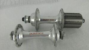 Shimano Dura Ace 7700 Titanium Hubset, 32/32H 100/130mm