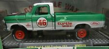 1970 70 FORD PICKUP TRUCK F100 4X4 CUSTOM TURTLE WAX WALMART 19-36 M2