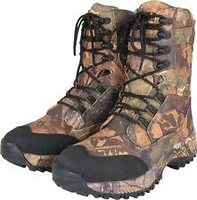 Jack Pyke Tundra Waterproof Hunting Boots English Oak Camo Thinsulate Boot New