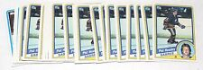 1984 1986 TOPPS PHIL HOUSLEY LOT OF 26 CARDS SABRES HKY040