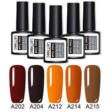 5 X Gel Nail Polish Set For Nail Extension Kit UV LED Lamp Design Manicure Set