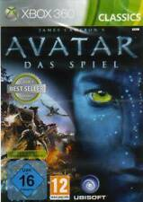 XBOX 360 Avatar James Cameron tedesco come nuovo