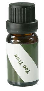Tea Tree Oil 100% Pure Undiluted Essential Oil Therapeutic Grade - 10 ML