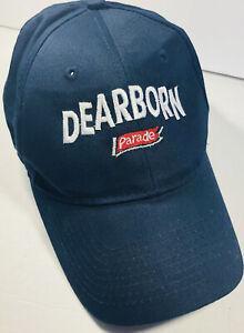 Dearborn Parade Blue  Cap Hat