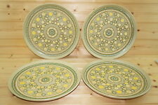 """Franciscan Reflections (4) Dinner Plates, 10 1/2"""""""