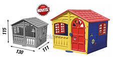 casetta grande per 5 bambini casetta giardino altezza 115 cm giocattoli aperto