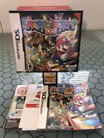Mario Party (Nintendo DS, 2007) Complete with Manual Tested