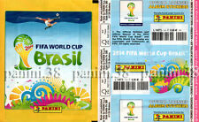 "RARE !! FRENCH VERSION ""WORLD CUP BRASIL 2014"" bustina, packet, tüten PANINI"