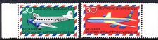 West Germany 1969 50th Anniversary German Airmail SG 1482 - 1483 unmounted mint