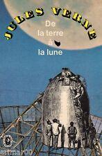 De la Terre à la Lune / Jules VERNE // Anticipation