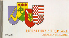 ALBANIA  2007 - Albanian Heraldic - Booklet  MNH VERY RARE