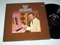 JIM REEVES Blue Side Of Lonesome RCA Mono