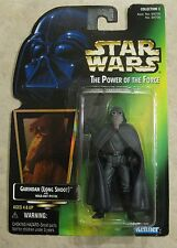 1997 STARWARS POWER OF THE FORCE GARINDAN (LONG SNOOT) ACTION FIGURE