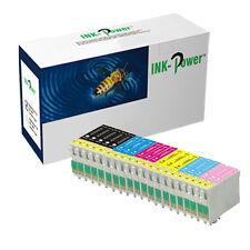 20 encre pour Epson Stylus Photo R200 R220 R300 R300M R320 R340 RX500 RX600 RX620 r