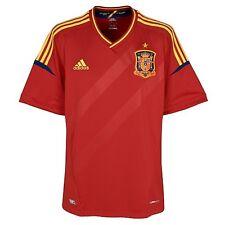 Adidas Spagna Maglia Erl S Rosso Española de futbol 2012 / 13