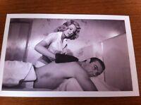 James Bond Postcard - Thunderball - Patricia Fearing - Molly Peters & Bond - NEW