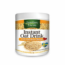 Sweden Farm Instant Oat Drinks with beta glucan 480g (Original)