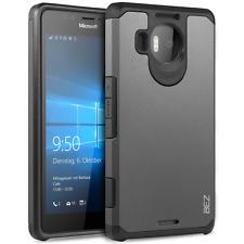 Microsoft Lumia 950 XL caso, BEZ ® a Prueba de Choques Funda, Amortiguador CA