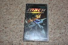 M.A.C.H. Modified Air Combat Heroes Mach (PSP Playstation Portable) NEW Sealed