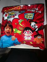 "Ryan's World Plush Blind Bag 10-Inch [10""]large Bag New"