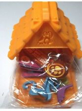 NEW ANIMAL JAM SERIES 1 RARE BLUE SNAKE 1-62 & ONLINE CODE