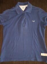 Sansibar Sylt Polohemd Poloshirt blau Gr. S TOPZUSTAND