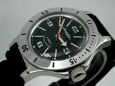 RUSSIAN  VOSTOK AUTO AMPHIBIAN WATCH  FOR DIVING #120509 NEW