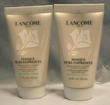 LANCOME PARIS PURIFYING MINERAL MASK WITH WHITE CLAY MASQUE 30ml TRAVEL SIZE USA