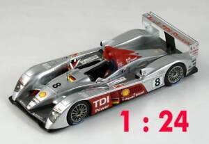 Audi R10 LE Mans 2006  le mans miniatures Resinekit 1/24