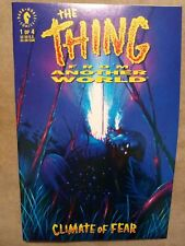 Dark Horse Comics #1 of 4 1992 The Thing From Another World  (Climate of Fear)